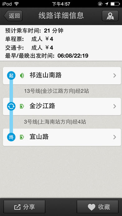 上海地铁-rGuide - iPhone Mobile Analytics and App Store Data