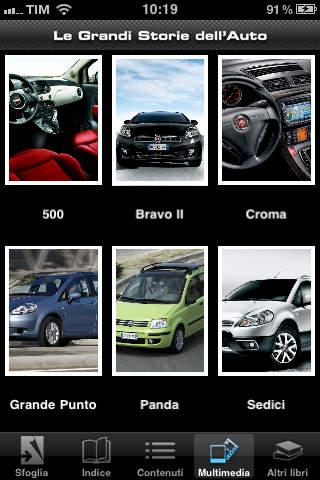 Fiat Story - Le Grandi Storie dell'Auto