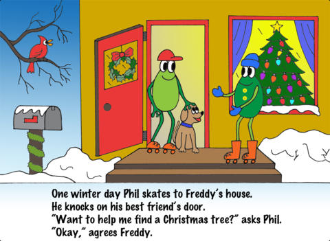 Phil and Freddy's Christmas