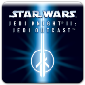 Star Wars Jedi Knight II: Jedi Outcast for Mac icon