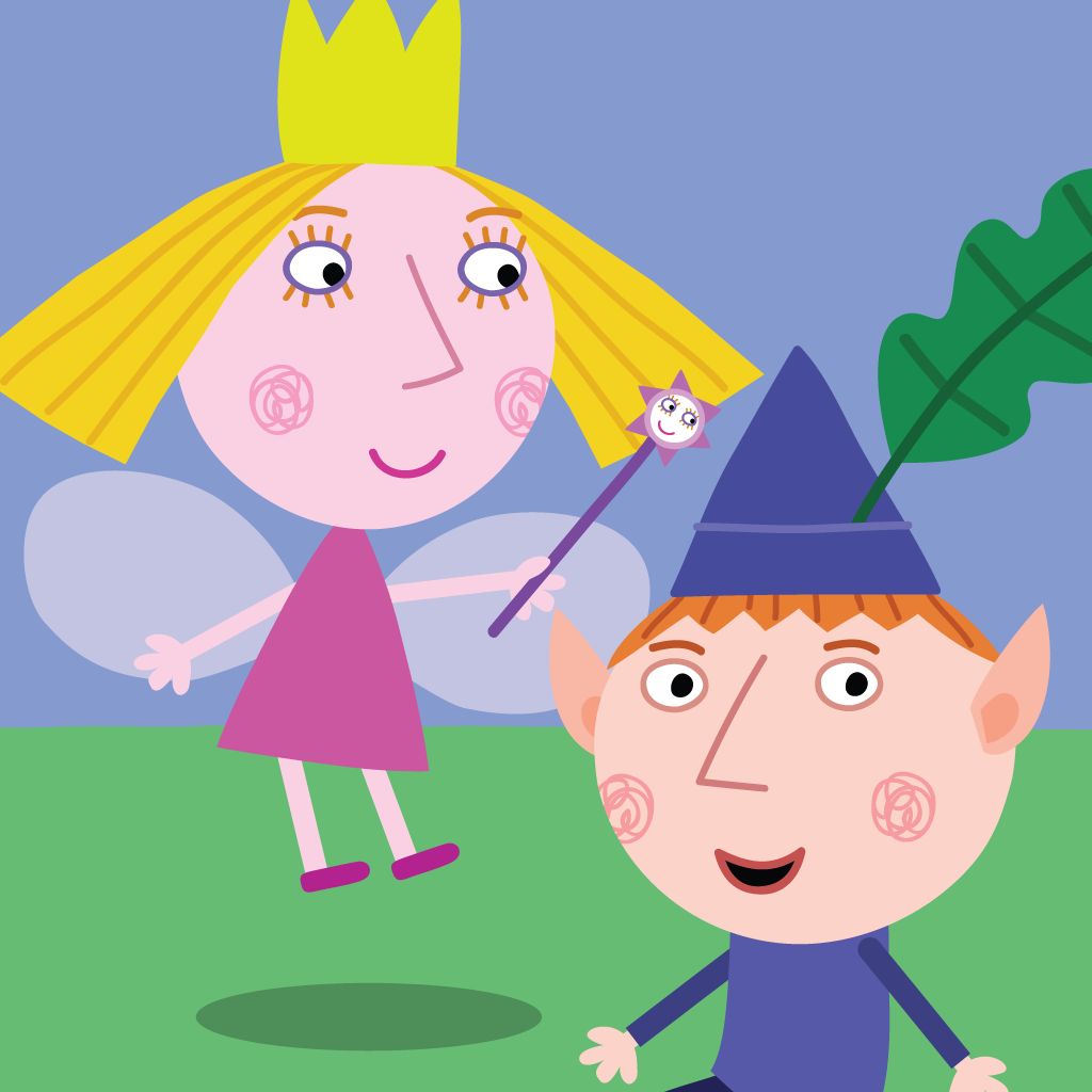 Ben and holly wall stickers home design ben and holly s little kingdom on tv pictures to pin on pinterest wall stickers amipublicfo Images