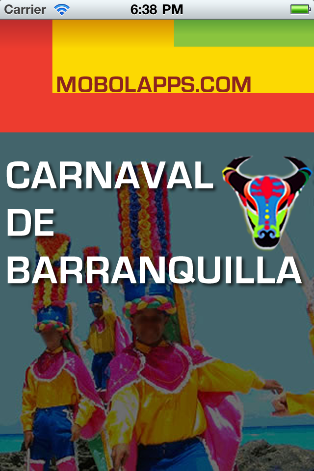 Carnaval de Barranquilla 2012