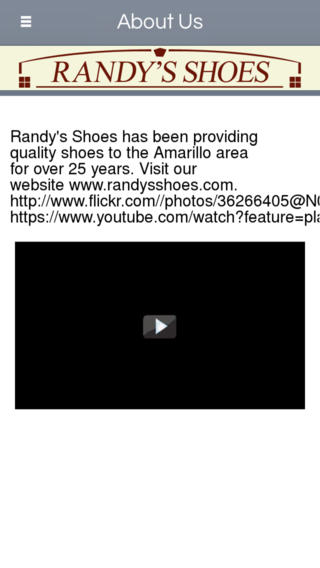 Randy's Shoes - Amarillo