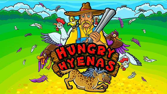 Hungry Hyenas Action Shooter - 饥饿鬣狗 行动射击