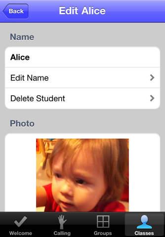 Teacher Tools - Who's Next? iPhone Screenshot 5
