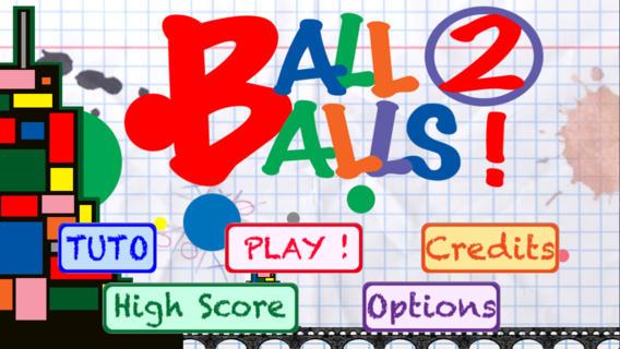 Ball 2 balls