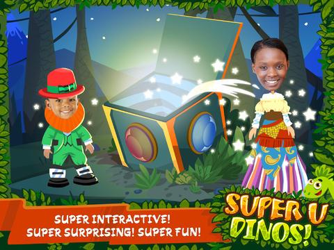 Super U Dinos