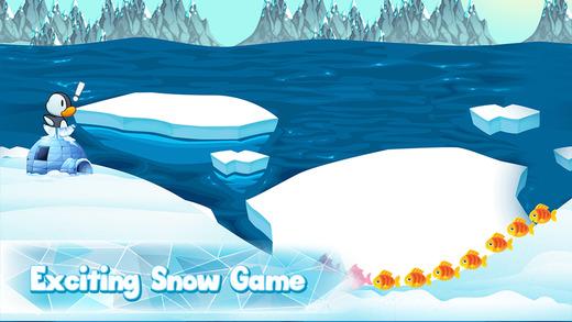 Penguin Snow Race Pro