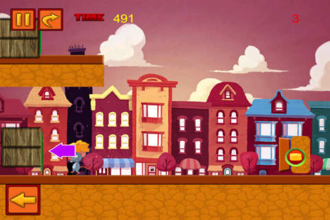 Mouse Hunt Mania - Funny Rat Delivery Adventure screenshot 3
