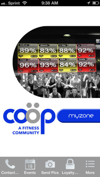 Coop Gym