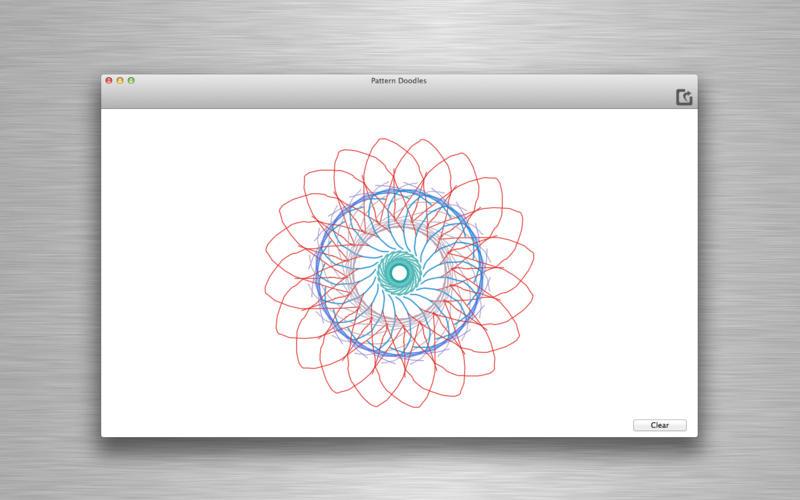 "Pattern Doodles – 图案涂鸦[OS X]丨""反""斗限免"
