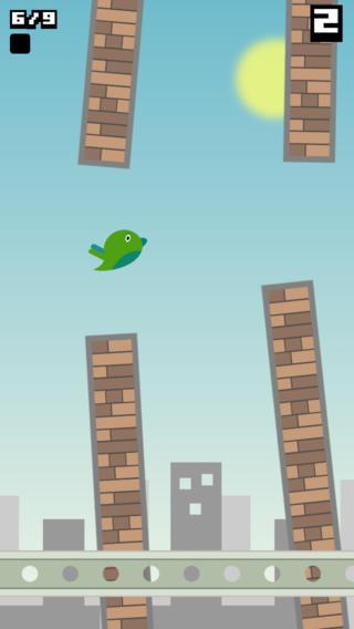 Bird in City