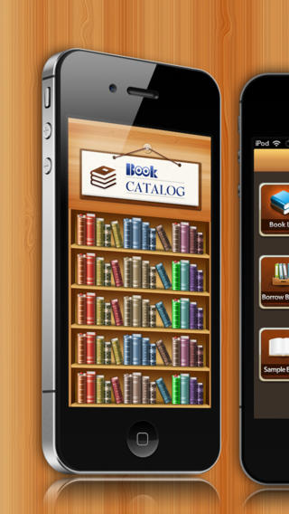 BookCatalog - Pocket Library