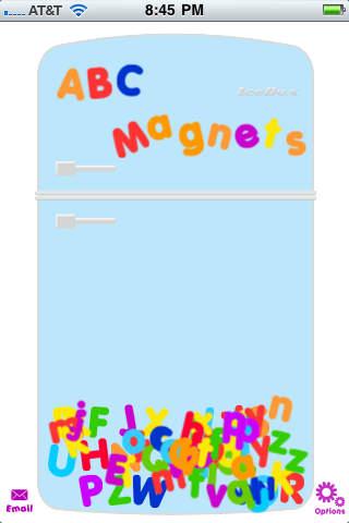 ABC Magnets iPhone Screenshot 5