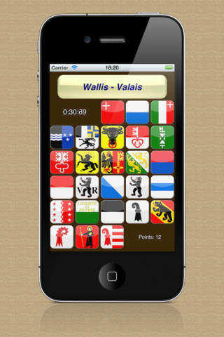 Swiss Flags screenshot 2