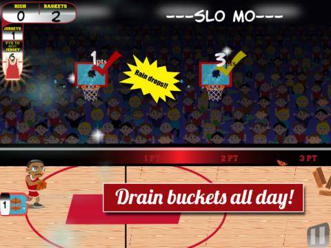 【免費遊戲App】Real Basketball Jam Kings: 最好的篮球游戏高清 2013-APP點子
