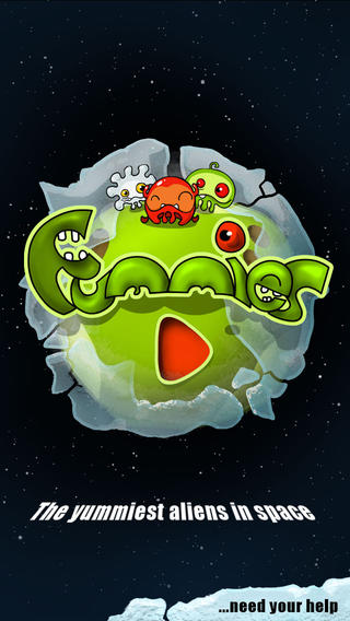 Yummies - Fun Aliens Puzzle Game For Kids