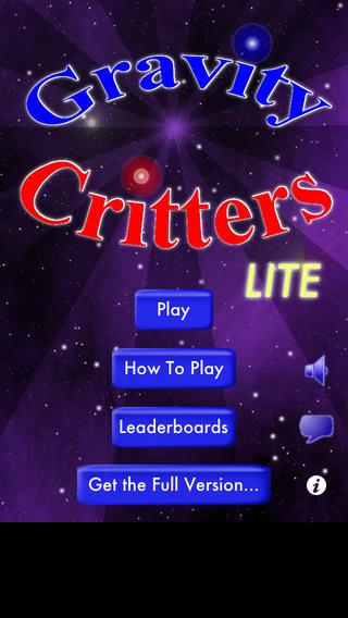 Gravity Critters Lite