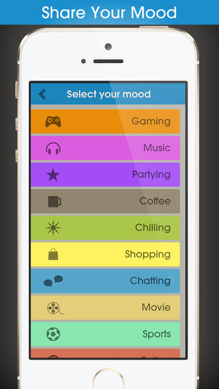 Socialeyes - Share Your Mood Meet Connect and Socialize with New People and Friends Nearby
