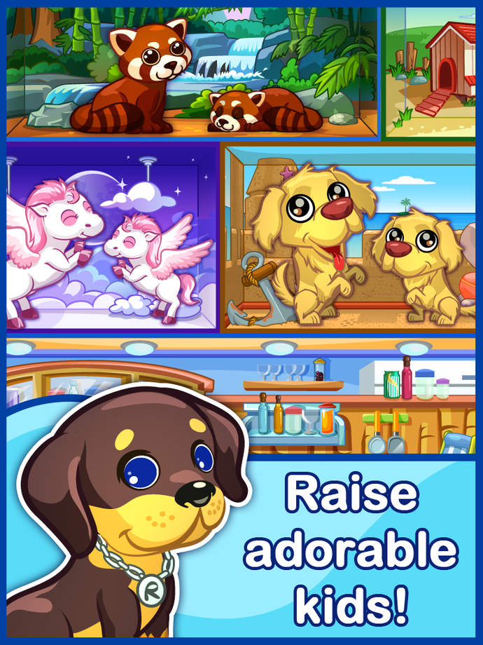 Tap Pet Hotel - iPhone Mobile Analytics and App Store Data