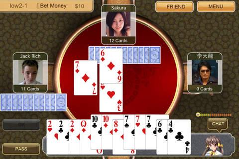 决战大老二 - BIG 2 Poker Online