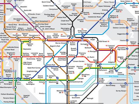 【免費交通運輸App】伦敦地铁地图 PRO-APP點子