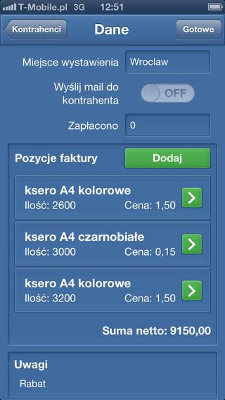 Program do faktur ifirma.pl