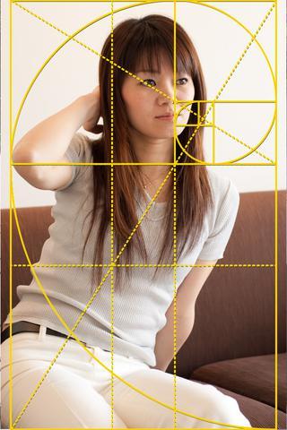 Simple Golden Ratio Camera