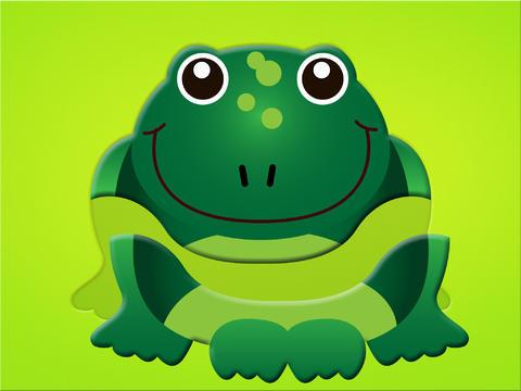Baby Games - Animal Puzzle (2 Parts) 1+