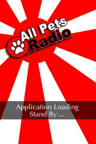 All Pets Radio Player screenshot 2