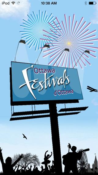 Ottawa Festivals SuperApp