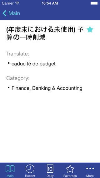 Libertuus Dictionnaire d'affaires - Dictionnaire Français - Japonais des termes de finance et  économie. Libertuus ビジネス用語辞書 – フランス語-日本語のファイナンスおよび経済学 用語辞書です