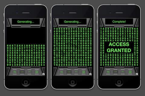 XPasscode Generator