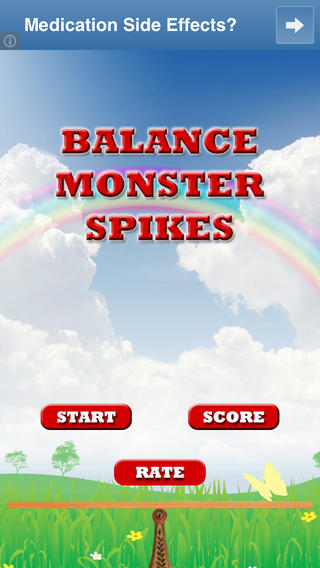 Balance Monster Spikes