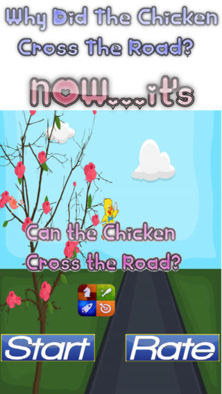 Can the Chicken Cross the Road