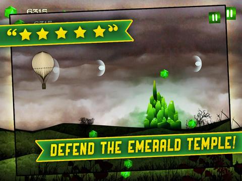 【免費遊戲App】奥兹在大翡翠的寺免费空战-APP點子