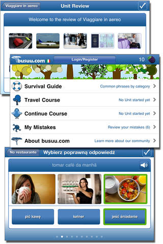 busuu.com Turkish travel course