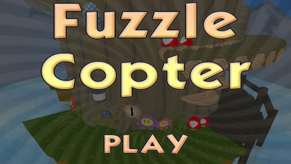 Fuzzle Copter
