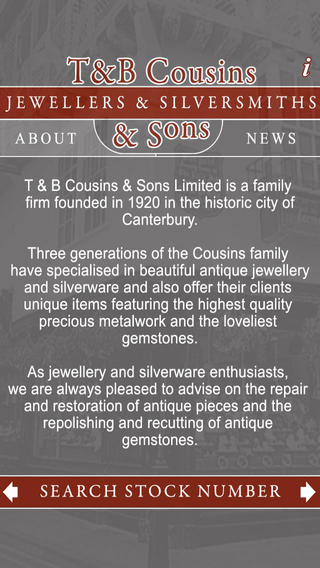 Cousins Jewellers