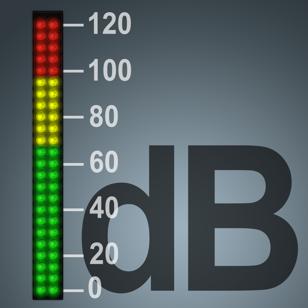 dB Volume Meter on the App Store on iTunes
