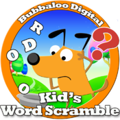 Kids Word Scramble for Mac icon