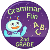 Grammar Fun 2nd Grade for Mac icon