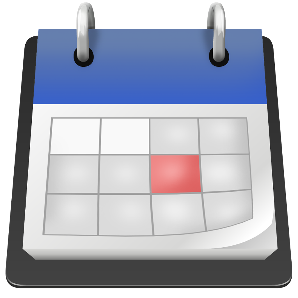 Blank Calendar App Icon : Mac app store tab for google calendar