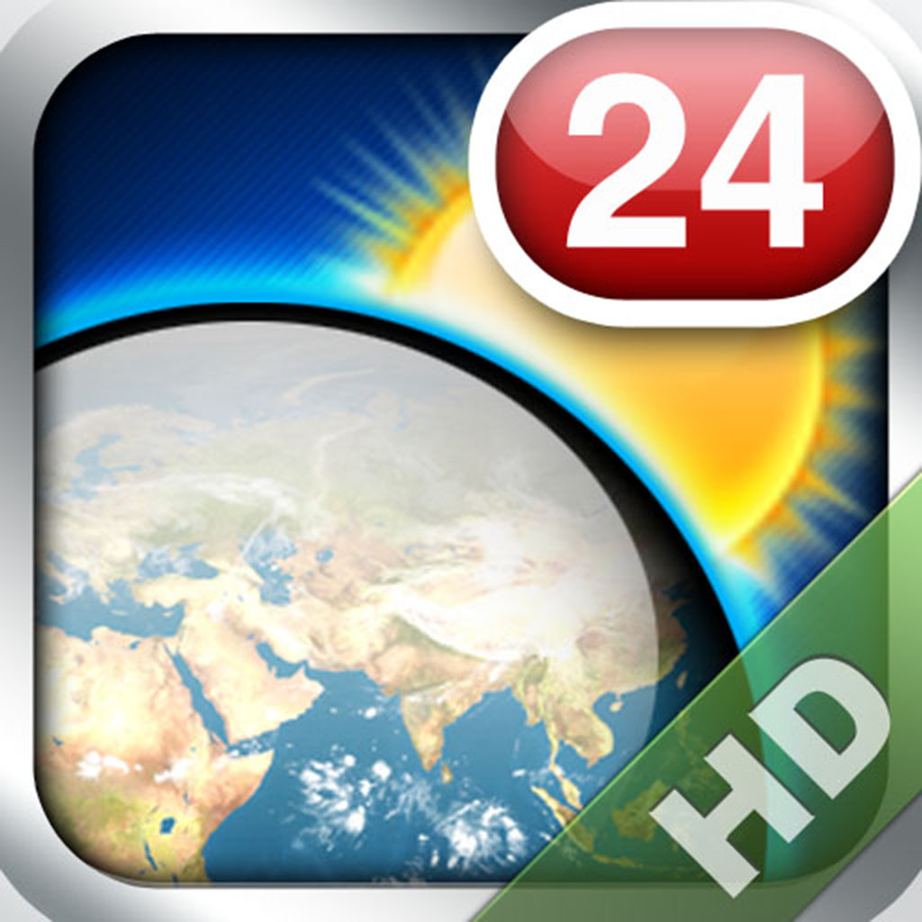 MegaWeather HD [iPhone] [Limited Time]