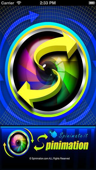 Spinimation