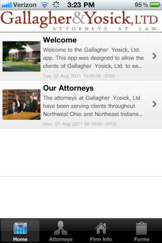 Gallagher Yosick Ltd. Lite