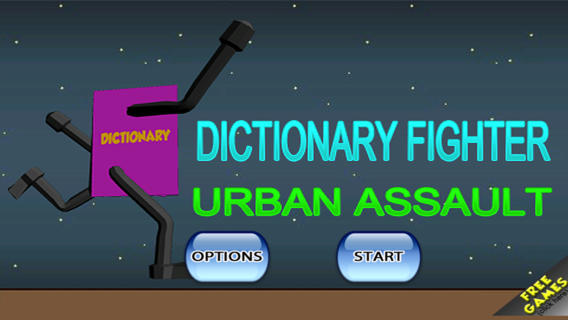 Dictionary Fighter - Urban Assault