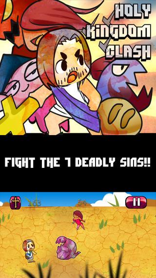 Holy Kingdom Clash - Free Mobile Edition