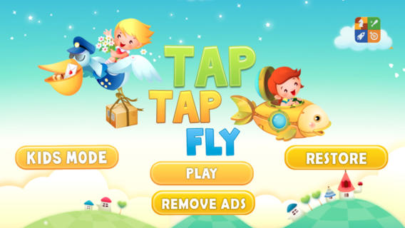 Tap Tap Fly