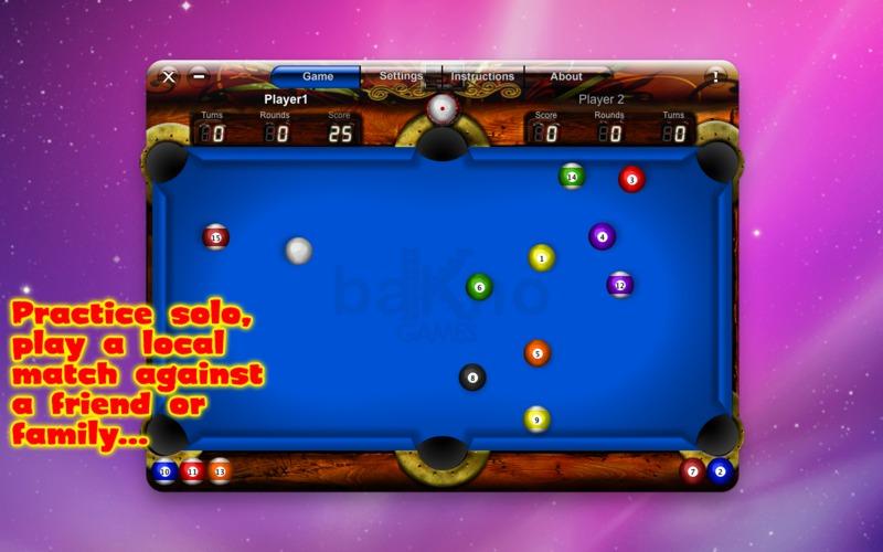 baKno Pool Screenshot